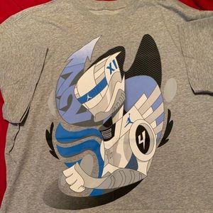 Jordan retro 11 shirt size xxl mint condition